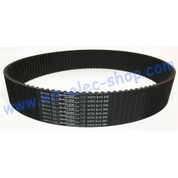 HTD belt 920-8M-50 50mm width