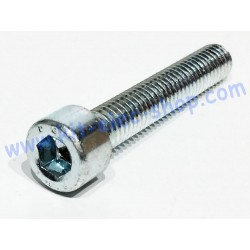 CHC screw M6x35 zinc