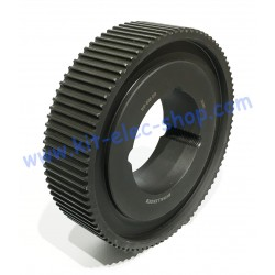90 teeth HTD 8M 3020 Taper...