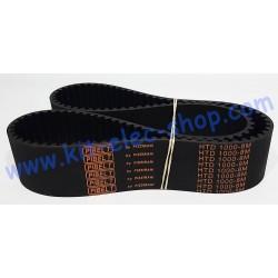 HTD Belt 1000-8M-50