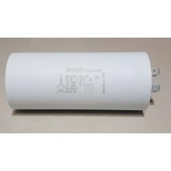 Start-up capacitor 70uF...