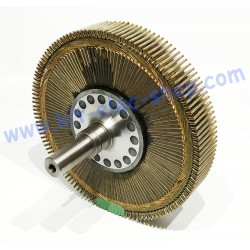 Rotor for DC motor PMG132...