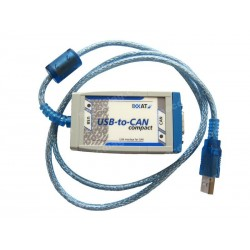 IXXAT USB-to-CAN compact V1...