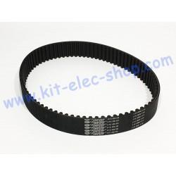 HTD belt 656-8M-30