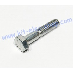 TH screw M6x30 zinc