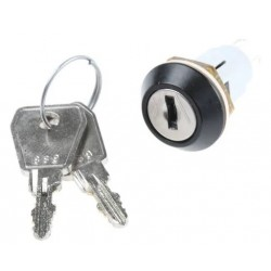 On-Off key switch IP67