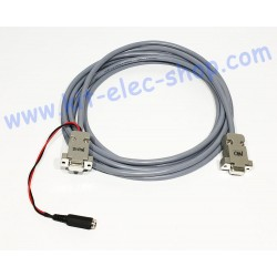 CAN cable IXXAT female DB9...