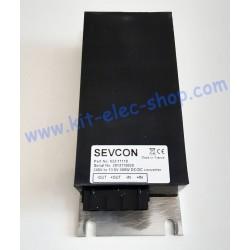 Converter DC-DC SEVCON 240V...