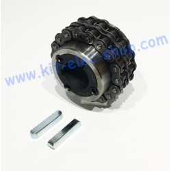 Chain coupling 08B2 for...