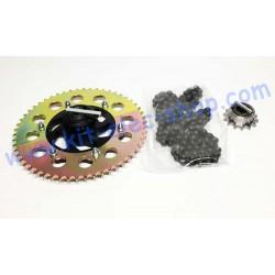 Chain drive pack 428er 08B1...