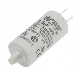 Start-up capacitor 2.5uF...