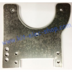 Steel motor support plate...
