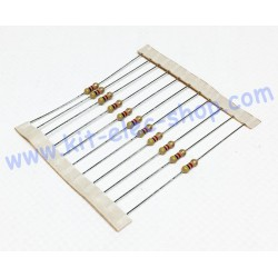 Carbon Layer resistor 1k5...