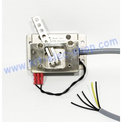 CURTIS PB-8 throttle 4 wires