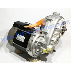 12kW asynchronous motor and...