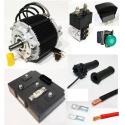 Kit électrification moto...