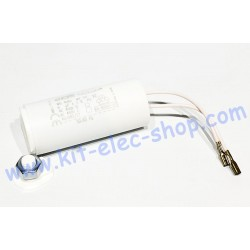 Start-up capacitor 8uF 450V...