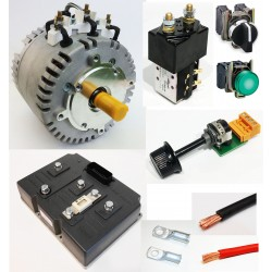 Pump electrification kit...
