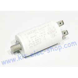 Start-up capacitor 4uF 450V...