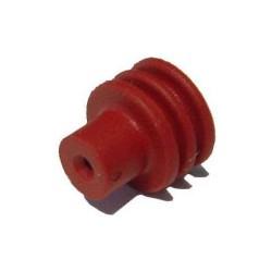 Isolateur de câble rouge...