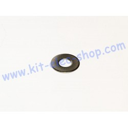 US 1/2 zinc MU plate washer