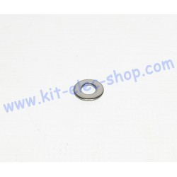 Flat washer M8 stainless...