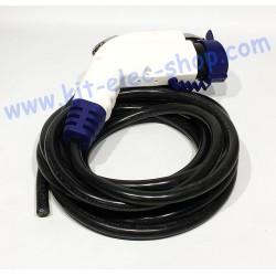 230V Type 1 charging plug...