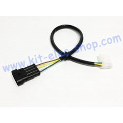 ITC display cable MOLEX...