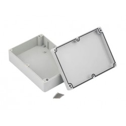 ABS housing 117x126x56mm...