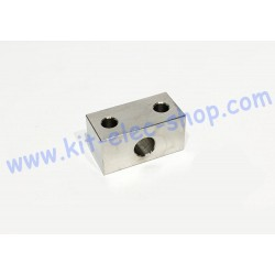 Small tensioner flange