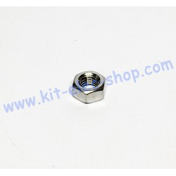HU Nut M6 Stainless steel A4