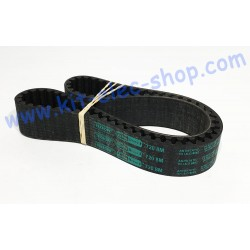 Courroie HTD 720-8M-30 TEXROPE