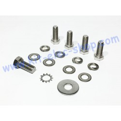 US 3/8 25mm stainless steel...