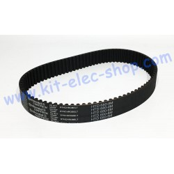 HTD 680-8M-30 CONTINENTAL belt