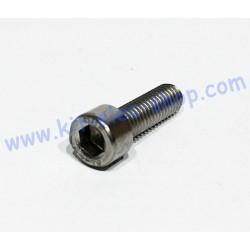 CHC screw M6x20 stainless...