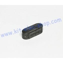 Key 8mmx7mm L22mm steel