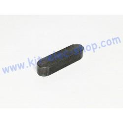 Key 8mmx7mm L40mm steel