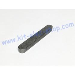 Key 14mmx9mm L100mm steel