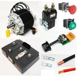 Kit électrification banc de...