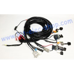 35-pin test bench cable for...