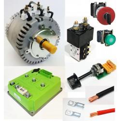 Kit électrification pompe...