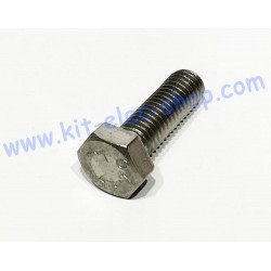 TH screw M8x25 stainless...