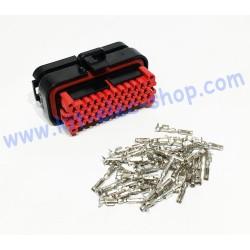 Kit connecteur 35 broches...