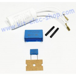 4uF ICAR capacitor kit for...