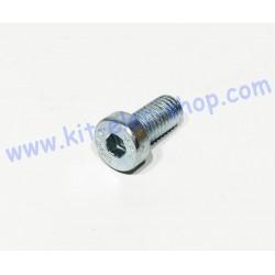 CHC screw M8x16 zinc Low head