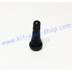 43mm rubber valve for TR412...