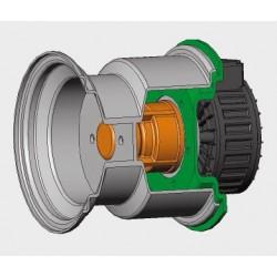 Moteur roue PMSG 100-500...
