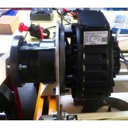 Wheel Drive motor PMSG...