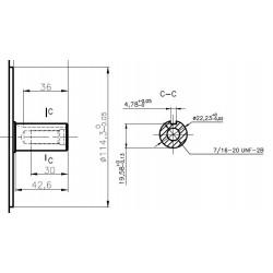 ME0913 PMSM brushless motor