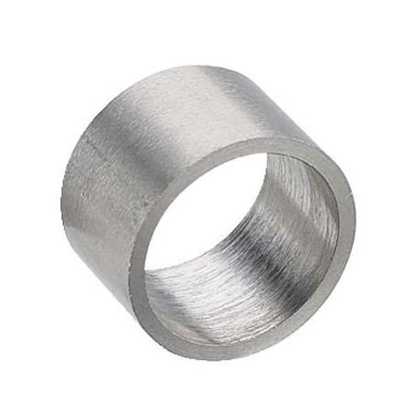 Steel shaft ring 20.8 mm D30-7/8
